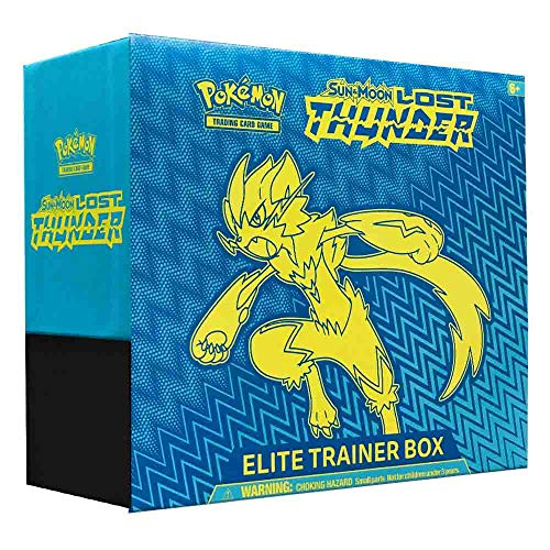 Best pokemon elite trainer box