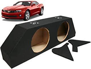 Compatible with 2010-2013 Chevy Camaro Ls Lt Ss Dual 12