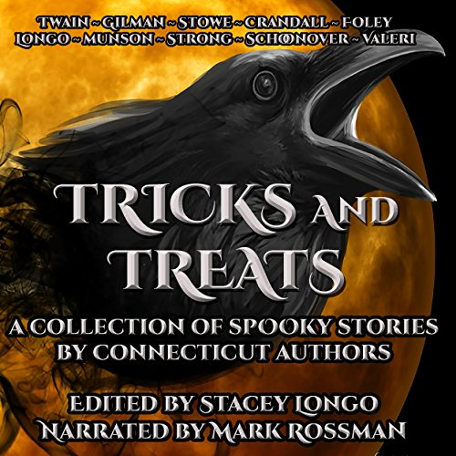 Tricks and Treats audiobook cover art