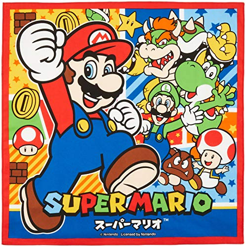 Lunch cross [Super Mario 17]