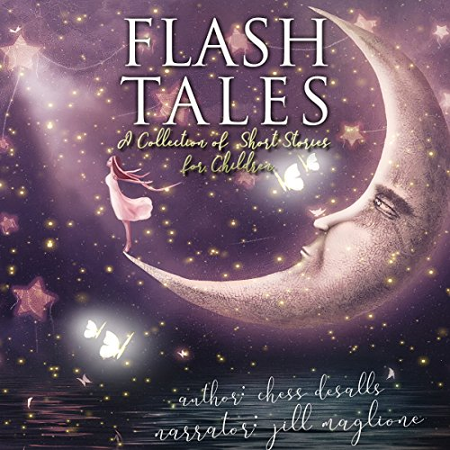 Flash Tales audiobook cover art