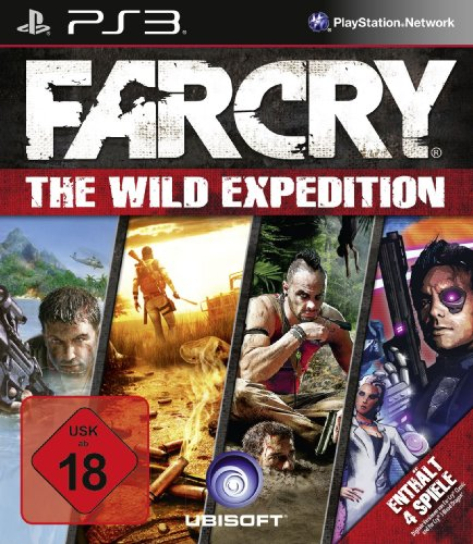 Far Cry Wild Expedition - [PlayStation 3]