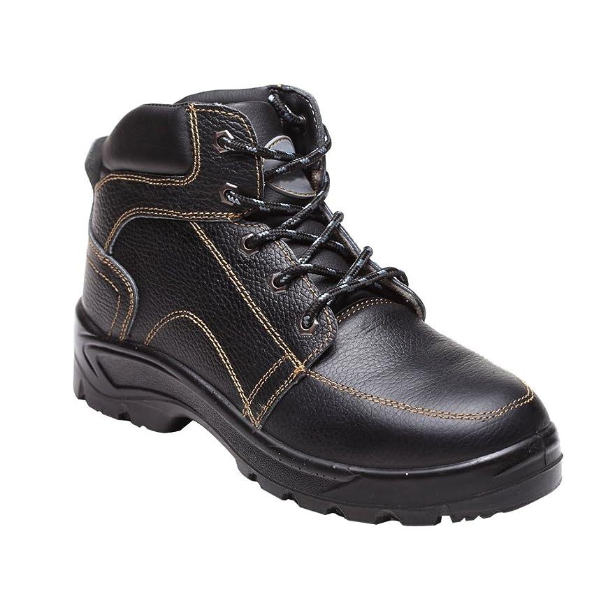 ディスク苦しむ理想的にはEclimb Men's Steel-Toe Oil Full Grain Leather Insulated and Construction Work Boots