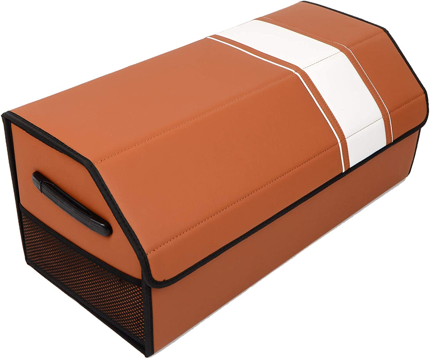 High material Multifunctional Foldable Car Trunk Storage with PU L Box Leather Minneapolis Mall