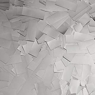 Ultimate Confetti Silver Metallic Premium Confetti for Parties-Events-Weddings-NYE Party-Decorations-Sporting Events