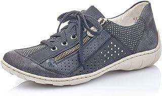 Rieker Damen Halbschuhe, M37G6 Chaussures Basses pour Femme