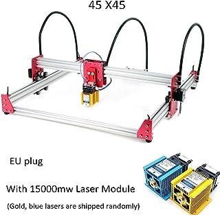Máquina de grabado láser 45 * 45 CM Desktop Mini USB Máquina de grabado láser CNC