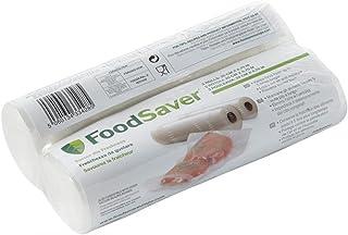 FoodSaver FSR2002-I Rouleaux de Mise sous Vide, pour Machine sous Vide Foodsaver, Pack de 2 (20cm x 6.7m Chaque)