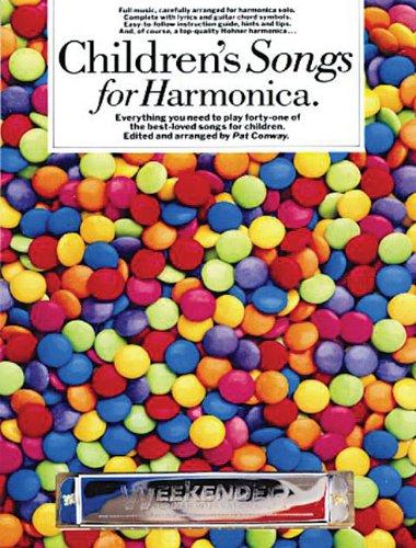 Children'S Songs For Harmonica