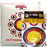Morrell Outdoor Range Field Point Bag Archery Target Replacement Cover (Cover ONLY), White