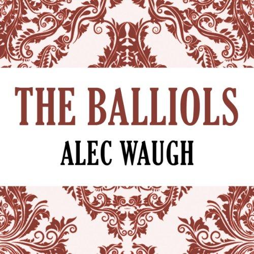 The Balliols audiobook cover art