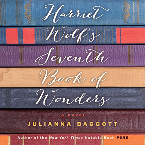 Harriet Wolf's Seventh Book of Wonders audiobook cover art