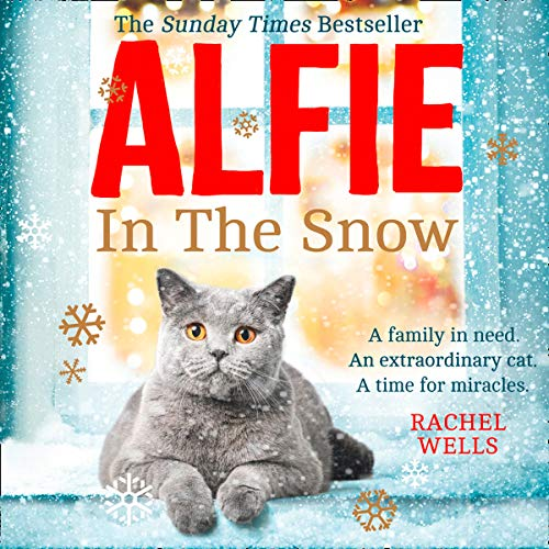 Alfie in the Snow cover art