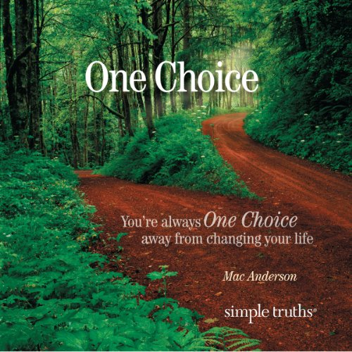 One Choice audiobook cover art