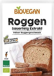 Biovegan Bio Roggensauerteig Extrakt, Bioland, BIO 6 x 30 gr