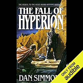 Page de couverture de The Fall of Hyperion