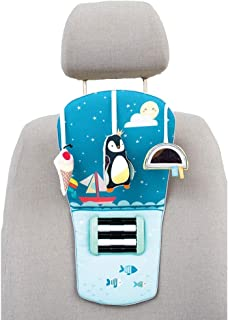 Sponsored Ad - Taf Toys North Pole Feet Fun Infant Car Toy Travel Activity Center for Rear Facing Baby | Parent and Baby's...
