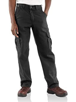 Carhartt Flame-Resistant Canvas Cargo Pants