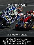 Motorrad: MotoGP - Großer Preis von Tschechien in Brünn - Freies Training der MotoGP-Klasse