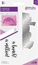 Best crafters companion edgeable word dies Reviews