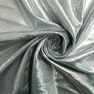 Nylon Spandex Fabric Hologram Small Dot 58/60