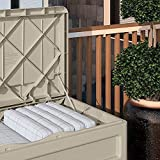 Suncast 73 gallon Deck Box with Seat