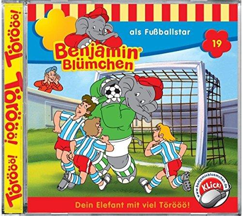 Benjamin Blümchen Folge 19: Benjamin als Fussballstar