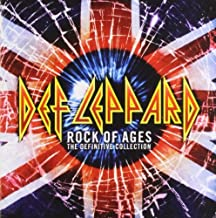 Rock Of Ages: Definitive Collection [Us Import] by Def Leppard (2005-08-02)