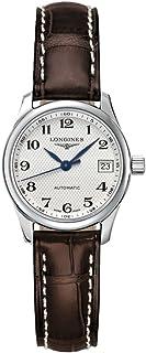 瑞士品牌 Longines 浪琴 MASTER 名匠机械女士手表 L2.128.4.78.3
