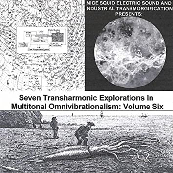 Seven Transharmonic Explorations in Multitonal Omnivibrationalism, Vol. Six (Nice Squid Electric SOund and Industrial Transmorgification Presents)