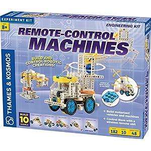 Thames & Kosmos Remote Control Machines - 61K qh09LFL - Thames & Kosmos Remote Control Machines
