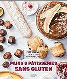 Pains & pâtisseries sans gluten