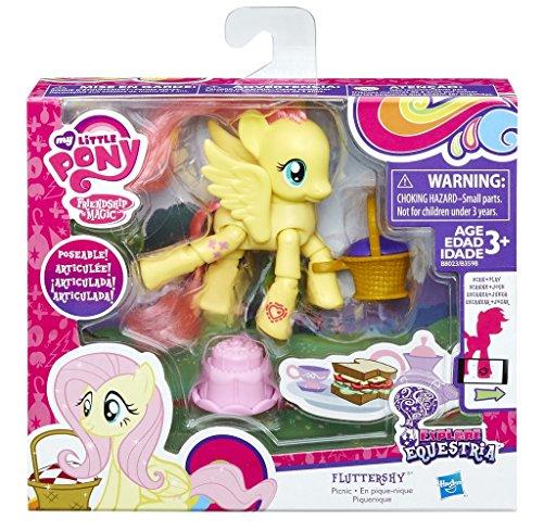 My Little Pony - B8023 - Articulé Magique - Fluttershy