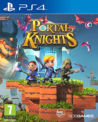505 GAMESTREET Portal Knights