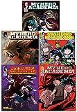 My Hero Academia Volume 6-10 Collection 5 Books Set (Series 2) by Kohei Horikoshi