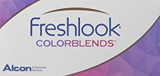 FreshLook Monthly Color Contact Lenses Brown - 1 Pair 00.00