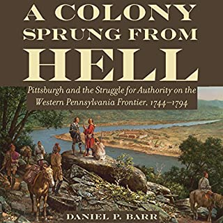 A Colony Sprung from Hell audiobook cover art