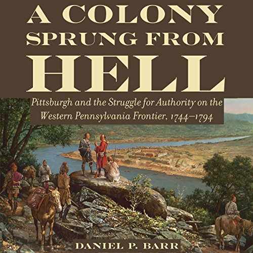 A Colony Sprung from Hell cover art
