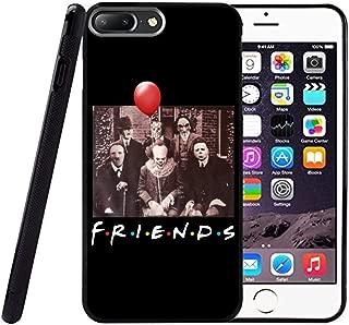 Saul&Dunn Friends Horror Creepy Movie iPhone 6 Plus/iPhone 6s Plus Case Graphic Drop-Proof Durable Slim Soft TPU Cover