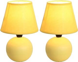 70s ceramic lamp