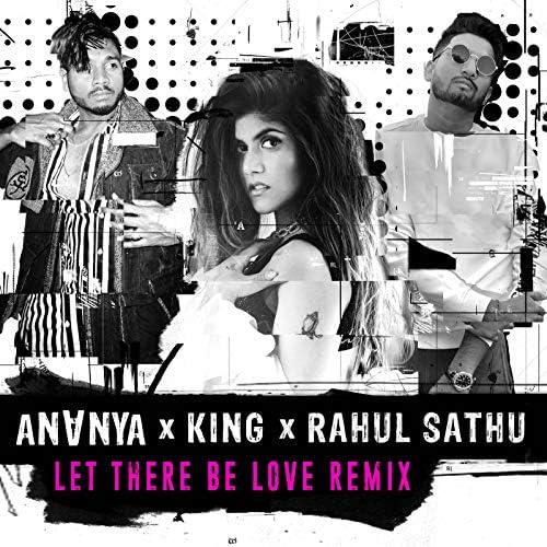 Ananya Birla, King & Rahul Sathu