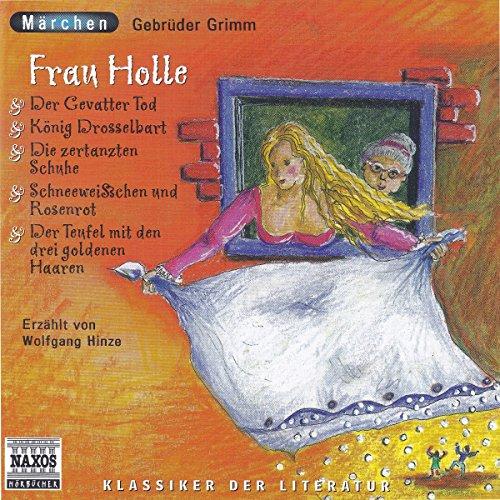 Frau Holle und andere Märchen audiobook cover art