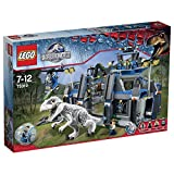 LEGO Jurassic World - 75919 - Jeu De Construction - L'évasion D'indominus Rex