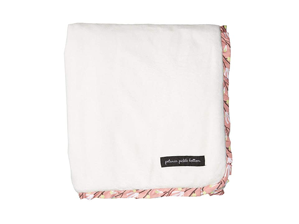 petunia pickle bottom Polyester Receiving Blanket (Blissful Brisbane) Sheets Bedding, Pink