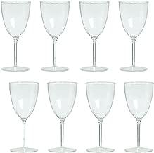 Wine Goblets Premium Plastic Pack