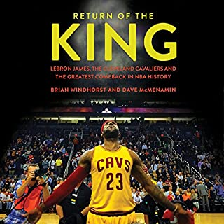Return of the King audiobook cover art