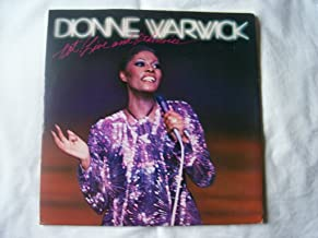 DIONNE WARWICK Hot Live and Otherwise 2x LP 1981