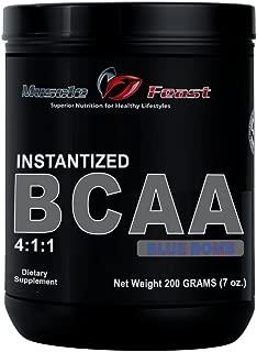 Muscle Feast Instantized BCAA Powder - Blue Bomb