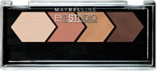 Maybelline New York Eye Studio Color Plush Silk Eyeshadow, Copper Chic 70, 0.09 Ounce