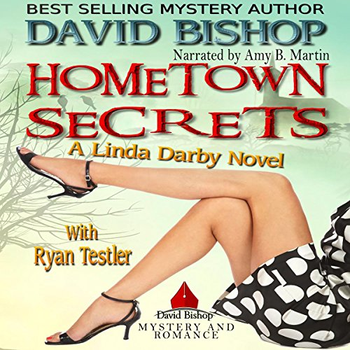 Hometown Secrets  audiobook cover art